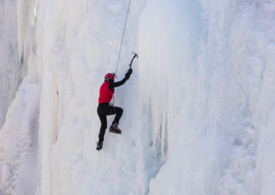 Ouray Ice Climber