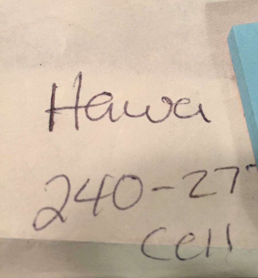 Hawa Cell