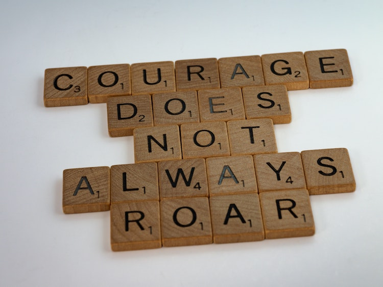 I See Your Courage